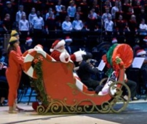 WIN 4 TIX to ASO KID'S CHRISTMAS on Dec. 4th