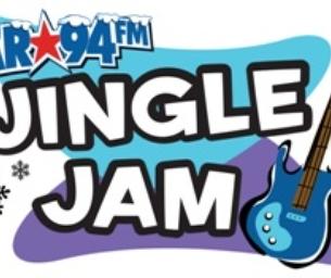 Win 2 Tickets to Star 94 Jingle Jam Dec. 13