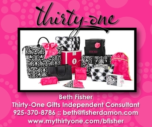Holiday Gift Guide - Thirty-One Gifts