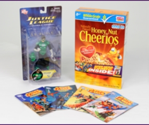 Giveaway: Big G Cereals and DC Comics Prize Pack!