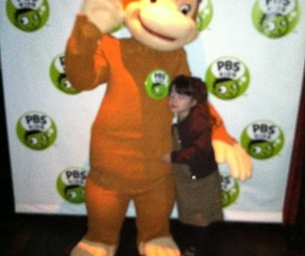 TV Special: Curious George Holiday Spectacular