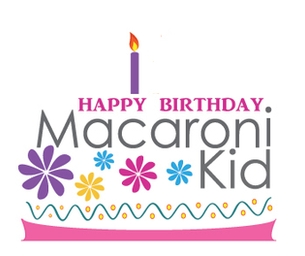 The Macaroni Kid Birthday Party Issue