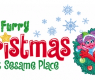 Giveaway: Sesame Place 4 Pack to Furry Christmas