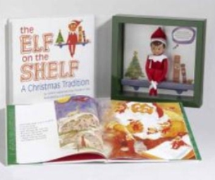 Elf on a Shelf - A Christmas Tradition