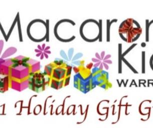 2011 Macaroni Kid Warren Holiday Gift Guide