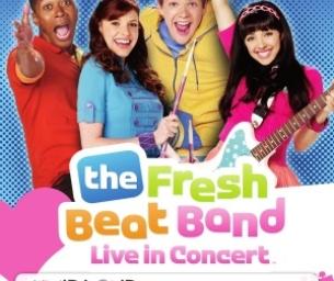 WIN: The Fresh Beat Band Tickets in Kansas City