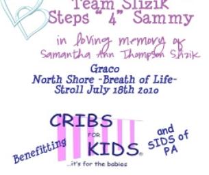 Steps 4 Sammy: