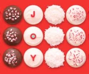 Win a Dozen Sprinkles Cupcakes!
