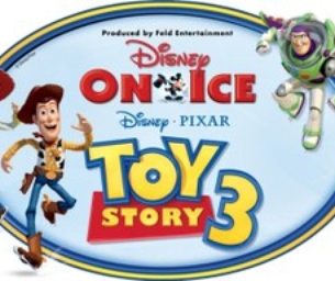 Disney Presents TOY STORY 3 ON ICE!
