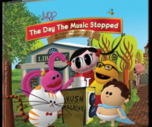The Day The Music Stopped Book Release!