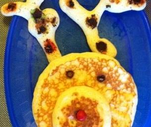 Reindeer Pancake Anyone?