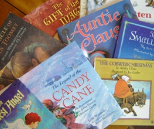 Our Favorite Holiday Books!