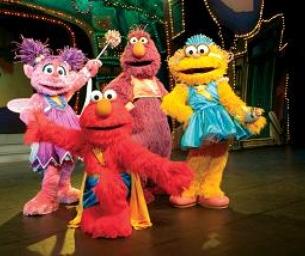 "Sesame Street Live ""Elmo's Super Heroes!"""