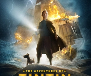 The Adventures of Tintin - In Theatres NOW!!!!