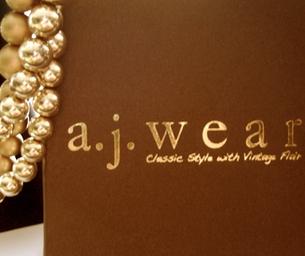 a.j. wear jewelry: Gift Idea