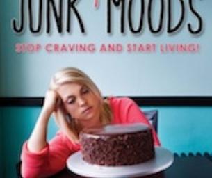 JUNK FOODS & JUNK MOODS book giveaway!
