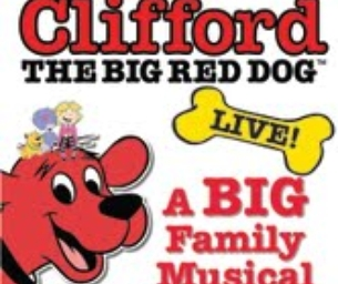 Everyone's Favorite Big Red Dog is Coming to town!