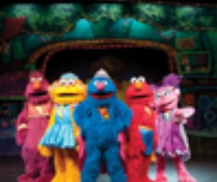 An Interview with a Sesame Street Live Performer