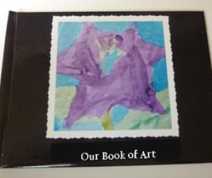 Preserve Your Child's Art and Save Space!