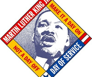 Celebrate Martin Luther King Jr Day on January 16!