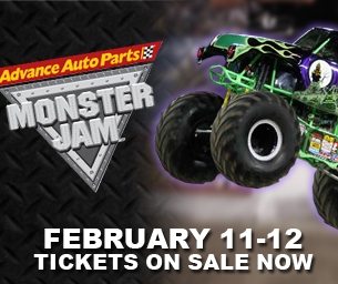 Monster Jam at the XL Center