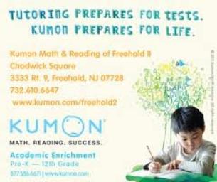 Kumon of Freehold II Open House