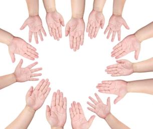 Spread the Love, Volunteer