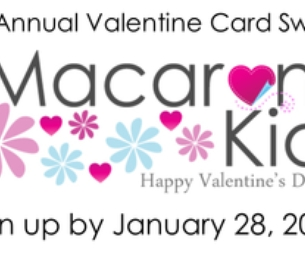 1st Annual Valentine Card Swap!!
