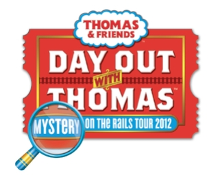 "DAY OUT WITH THOMASâ""¢: MYSTERY ON THE RAILS TOUR"