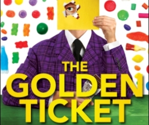 "WIN A Family 4-Pack to ""The Golden Ticket"""