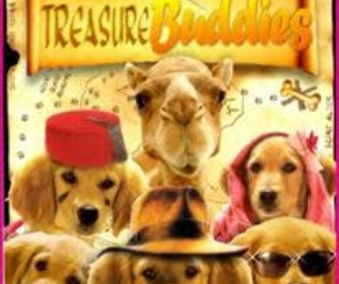 'Treasure Buddies' - A Hit with the Kids