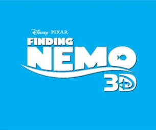 FINDING NEMO returns to theatres....
