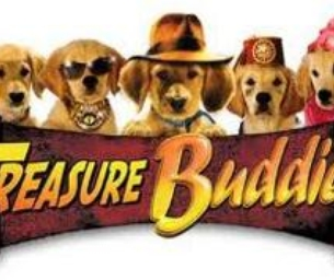 "WIN a Copy of  ""Treasure Buddies"""