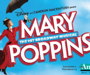 MARY POPPINS Takes Flight in Providence!