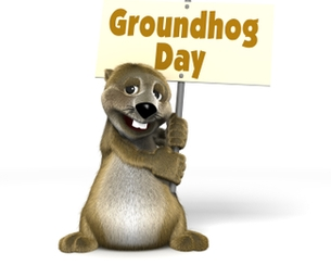 Groundhog Day ~ February 2nd