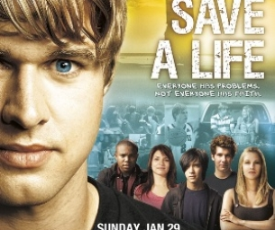 "On TV: ""To Save a Life"""