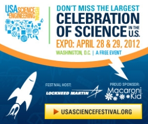 Don't miss the largest celebration of science!