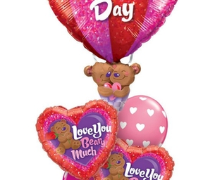 New Gift Baskets and Balloon Bouquets!