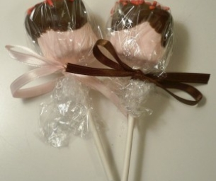 Valentine Pops Edible Craft