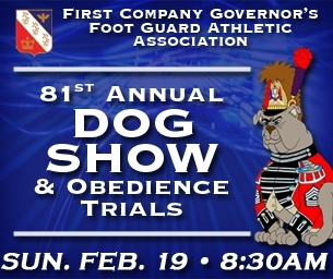 Annual Dog Show at the XL Center--Giveaway!