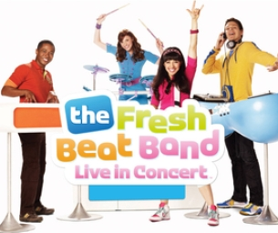 Fresh Beat Band Adds a Second Concert!