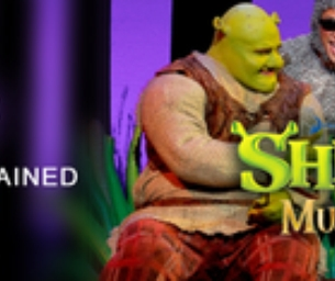 Review of Shrek the Musical at the Palace Theater