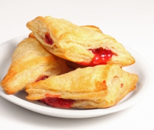 Easy Recipe for Cherry Turnovers: President's Day