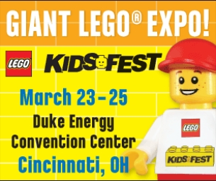 LEGO KidsFest is coming!