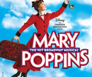 Our Final MARY POPPINS Ticket Giveaway
