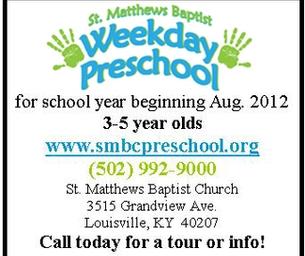 St. Matthews Baptist Preschool