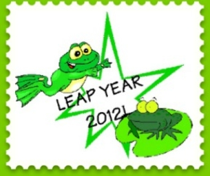 We Are Leaping For Leap Year!