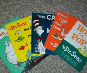 Celebrate Dr. Seuss's Birthday March 2