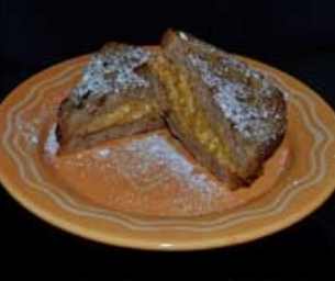 Macaroni Recipe: Pumpkin Cream Cheese French Toast