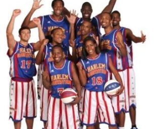 WIN 4 Tix to The Harlem Globetrotters, March 17th